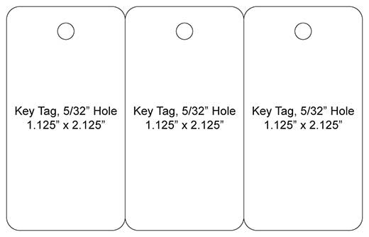 Able card 3 key tag combo download template pronofoot35fo Images